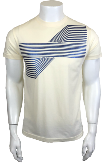 Twisted Chest Stripe